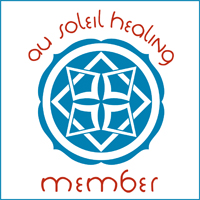 ausoleil healing badge