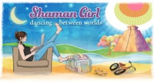 Shaman Girl header